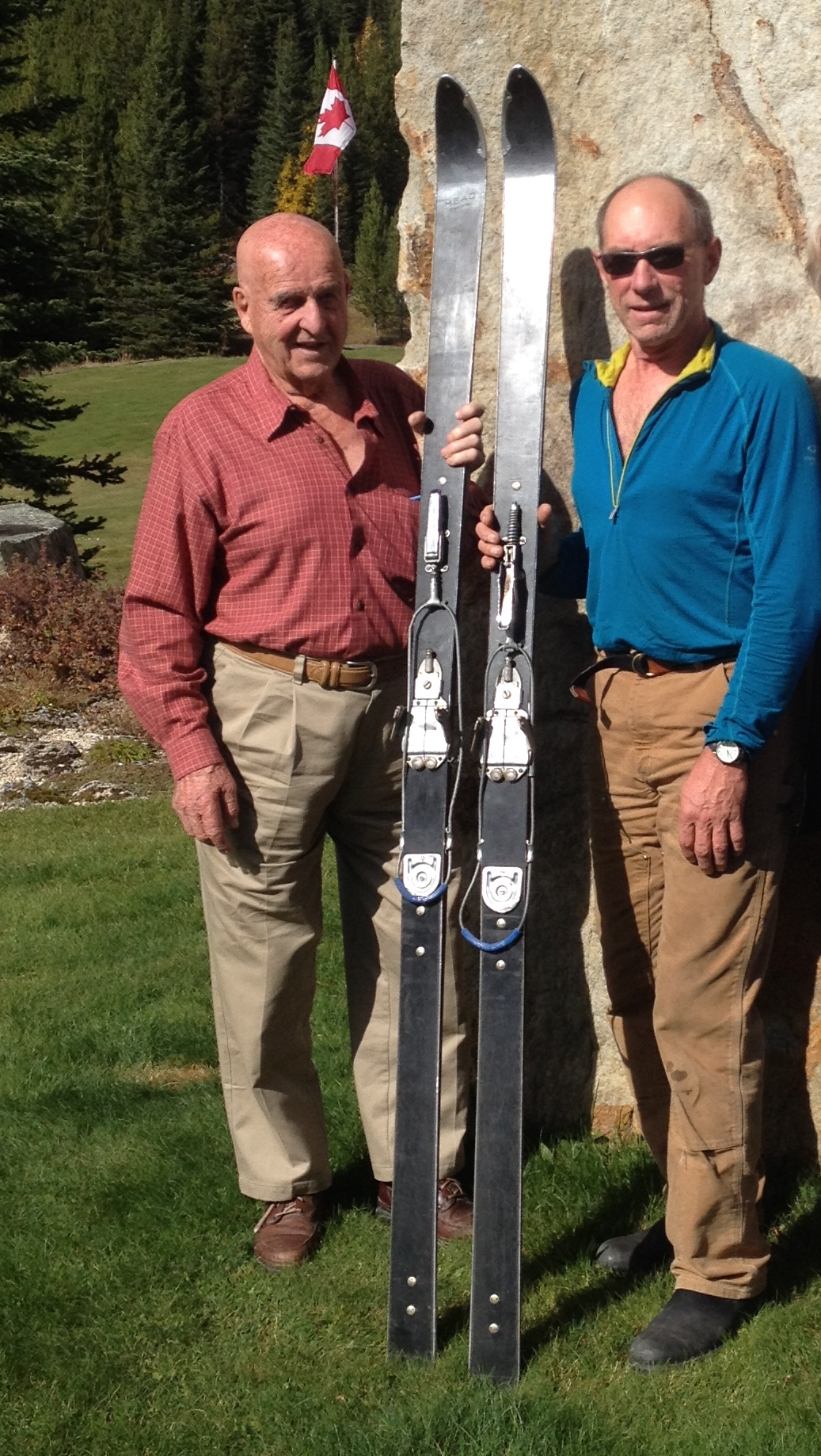 The Stories Skis Tell, 54 Years Later
